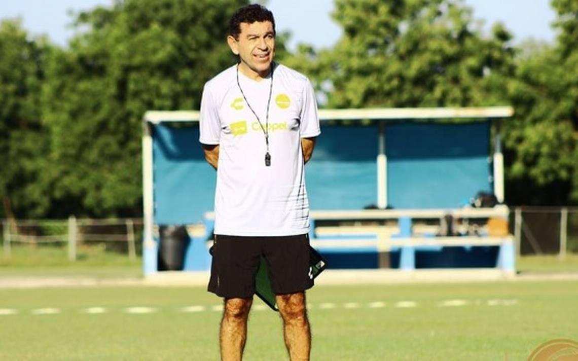 David Patiño dirigió su primera práctica - El Sol De Mazatlán