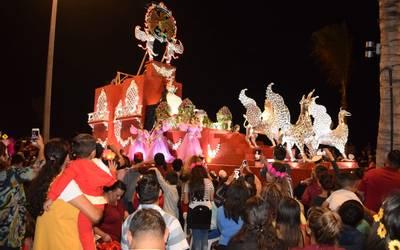 Carnaval Internacional De Mazatlán 2019 Equinoccio El Renacer De