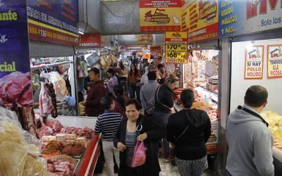 Como Decorar Una Carniceria En Navidad.Aumenta Un 60 Ventas En Mercado Garmendia Por Fiestas